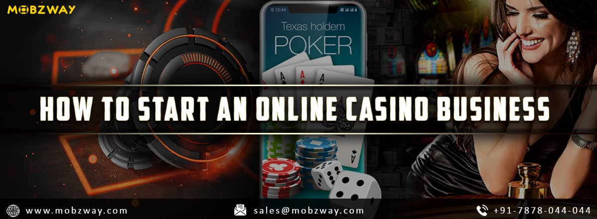 How do i start an online casino business lumineers casino st. louis